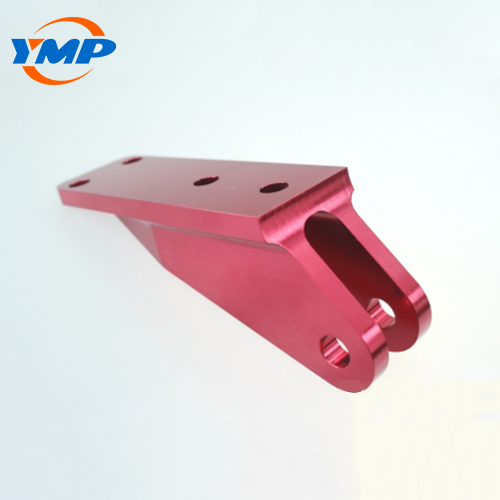 ODM/OEM Custom High Precision Red Anodize Aluminum Milling Parts