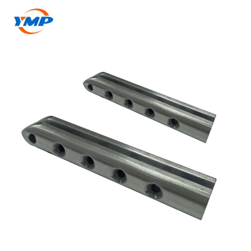 Custom Made OEM/ODM CNC Metal Five Axis Parts Chrome Plating