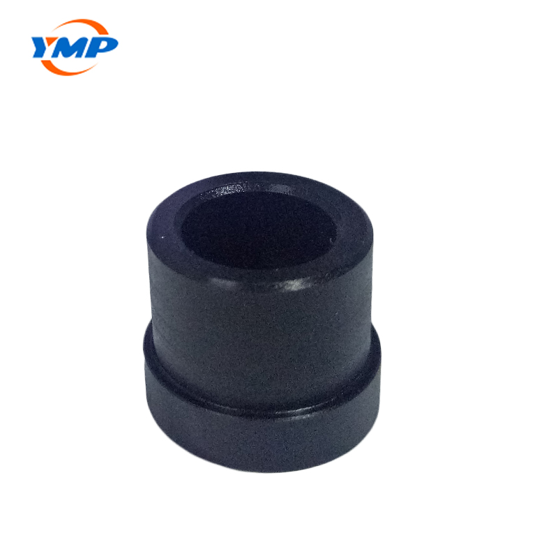 Plastic Black Pom Delrin Precision Mold Turning Tapping Machinery Parts